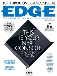Edge 256 PS4 esta es tu próxima consola