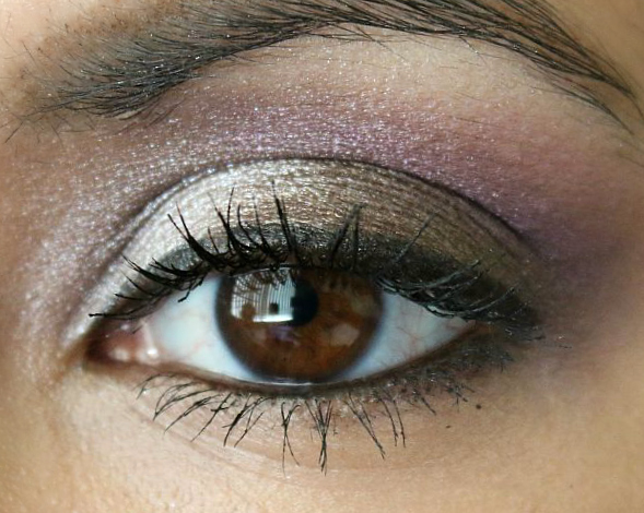 lumious eye makeup