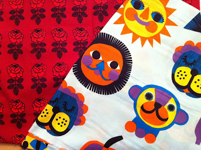 marimekko fabrics, dress,rose,faces,sun,dog,colours,shapes,caroline dulko, finland,valpuri,vihriuusu