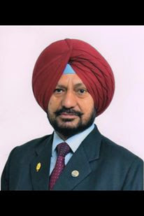 VICE DISTRICT GOVERNOR-II-LION IQBAL SINGH LUTHRA