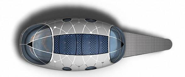 Pod House Future Home Design Concept