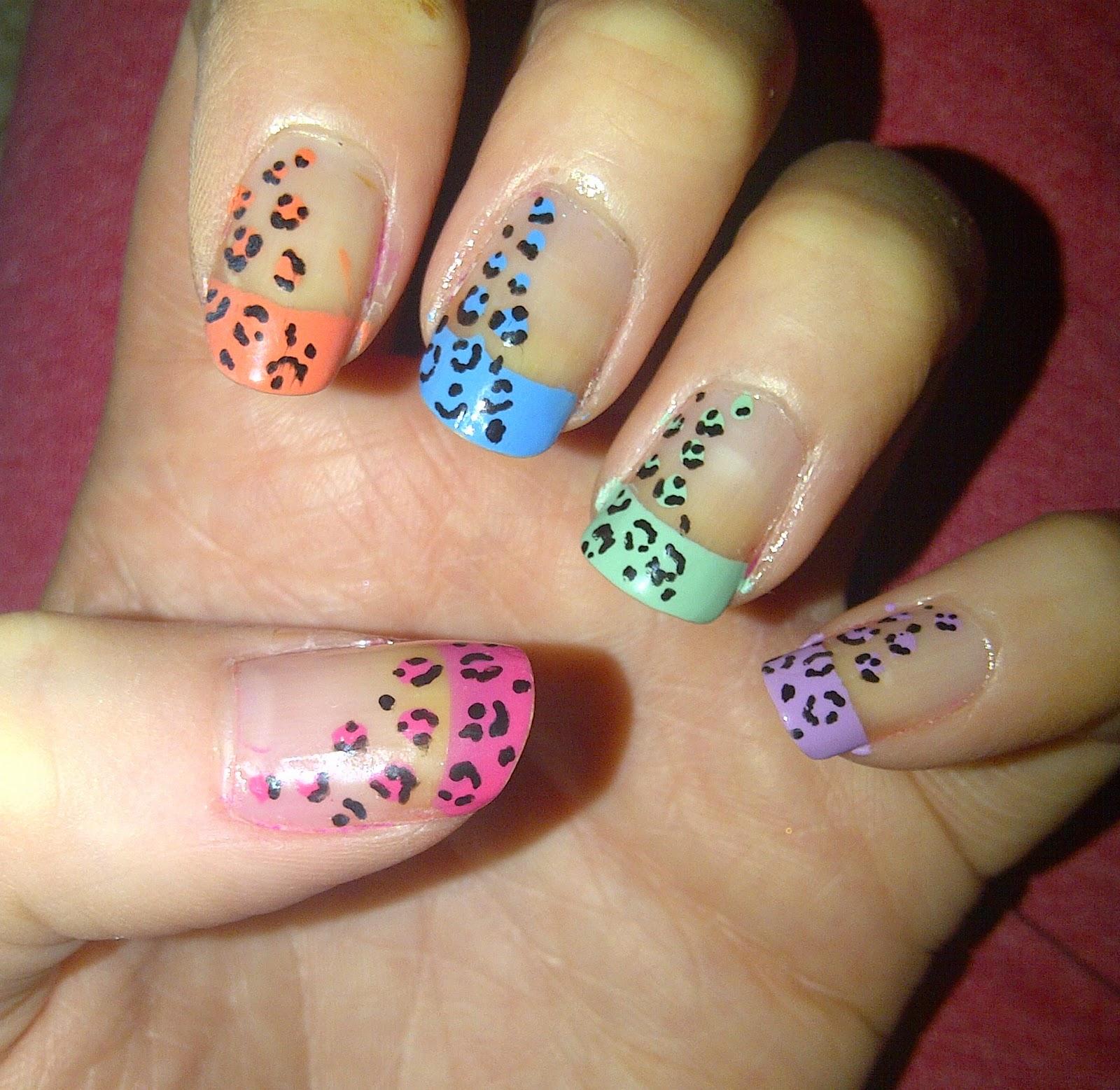 summer nail designs unique