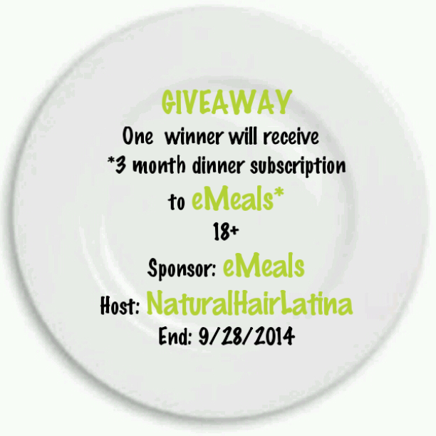 Giveaway, emeals giveaway, free dinner subscription emeals, classic meal plan giveaway, healthy meal plan giveaway, health giveaway, fitness giveaway, gym giveaway, yoga tools giveaway, Pilate's tools giveaway, all about portion control and meal planning, weight management  tools giveaway, meal planning tools giveaway, portion control giveaway, giveaway tools giveaway, referral giveaway, giveaway tools referral giveaway, extra entries, bonus entries, foodie giveaway