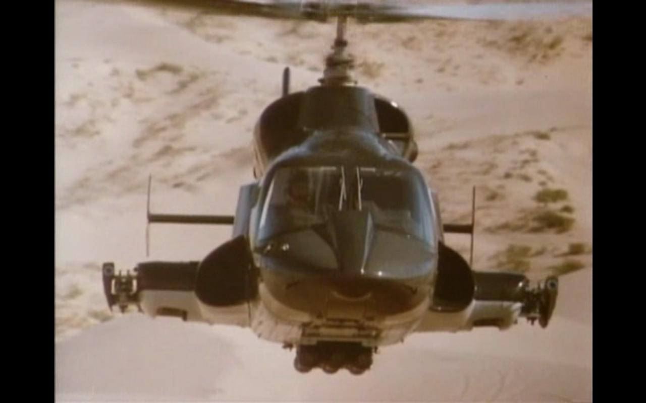 The Post Modern Pulp Blog  What The Libyan Rebels Need is Airwolf
