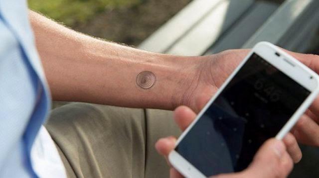 Tatuaje digital Desbloquea Moto X