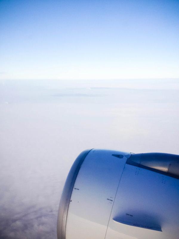 Über den Wolken - Designtour Zürich