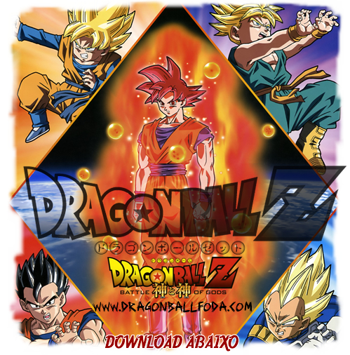 Dbz batalha deuses download dos