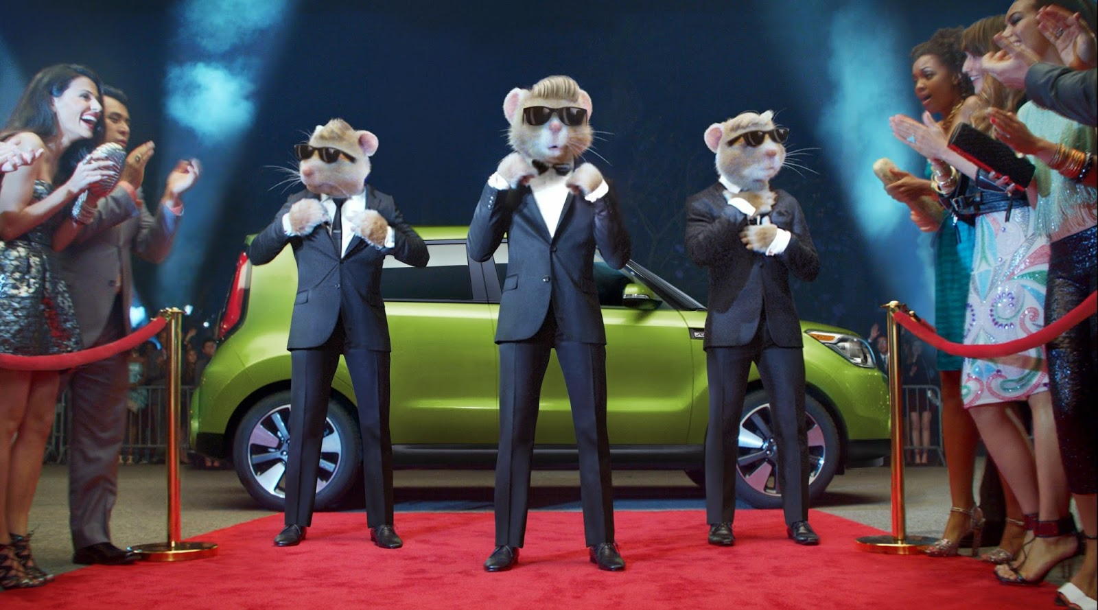 Kia Soul Commercial Song The Kia Soul Hamster Commercials A New World On Wheels