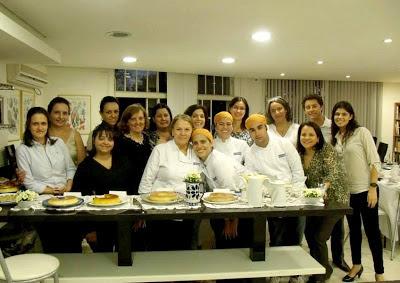 Oficina de Doces Brasileiros - Evento Fleischmann