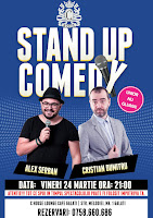 Stand-Up Comedy Vineri 24 Martie Galati