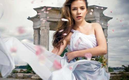 Disfraz casero y sexy de diosa griega