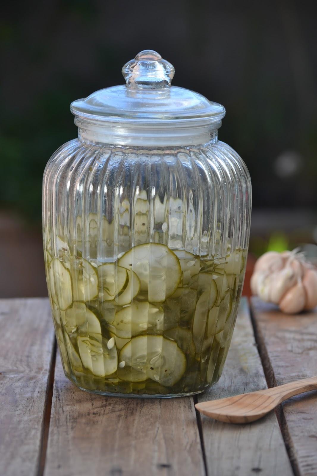 Pickles de pepino