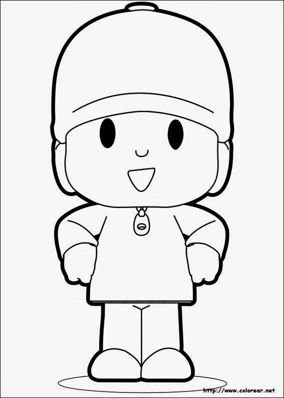 dibujos infantiles para colorear : 2014