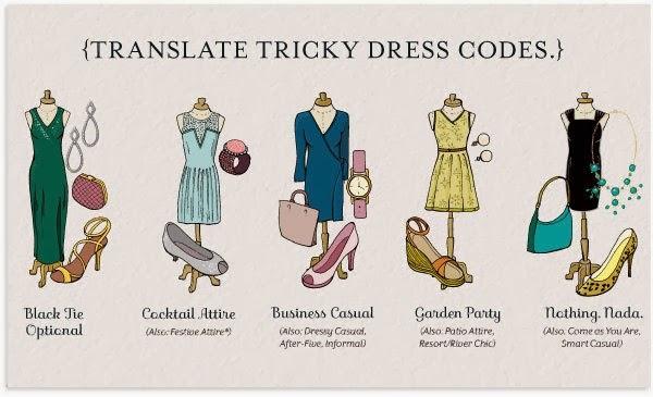 Klädkod cocktail kvinna