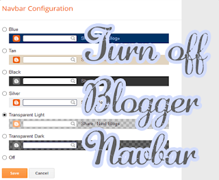 featured image Of How to Remove Bloggers NavBar