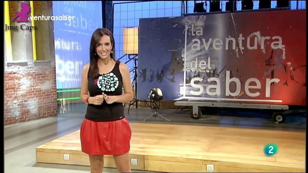 MARIA JOSE GARCIA, LA AVENTURA DEL SABER (12.06.14)
