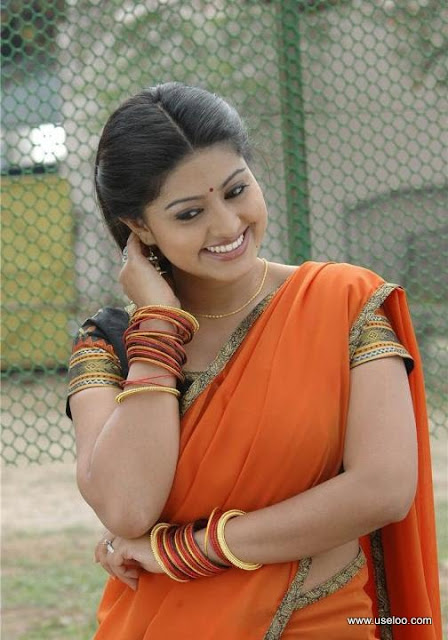Tamil Actress Sneha Saree Photos Collection