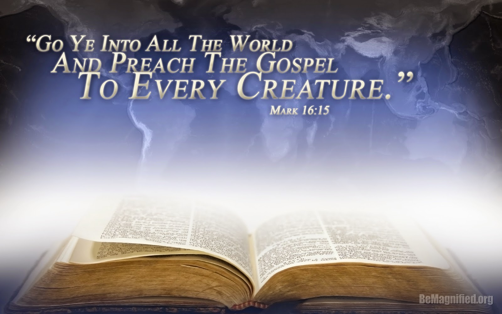 learn how to preach the word of god
