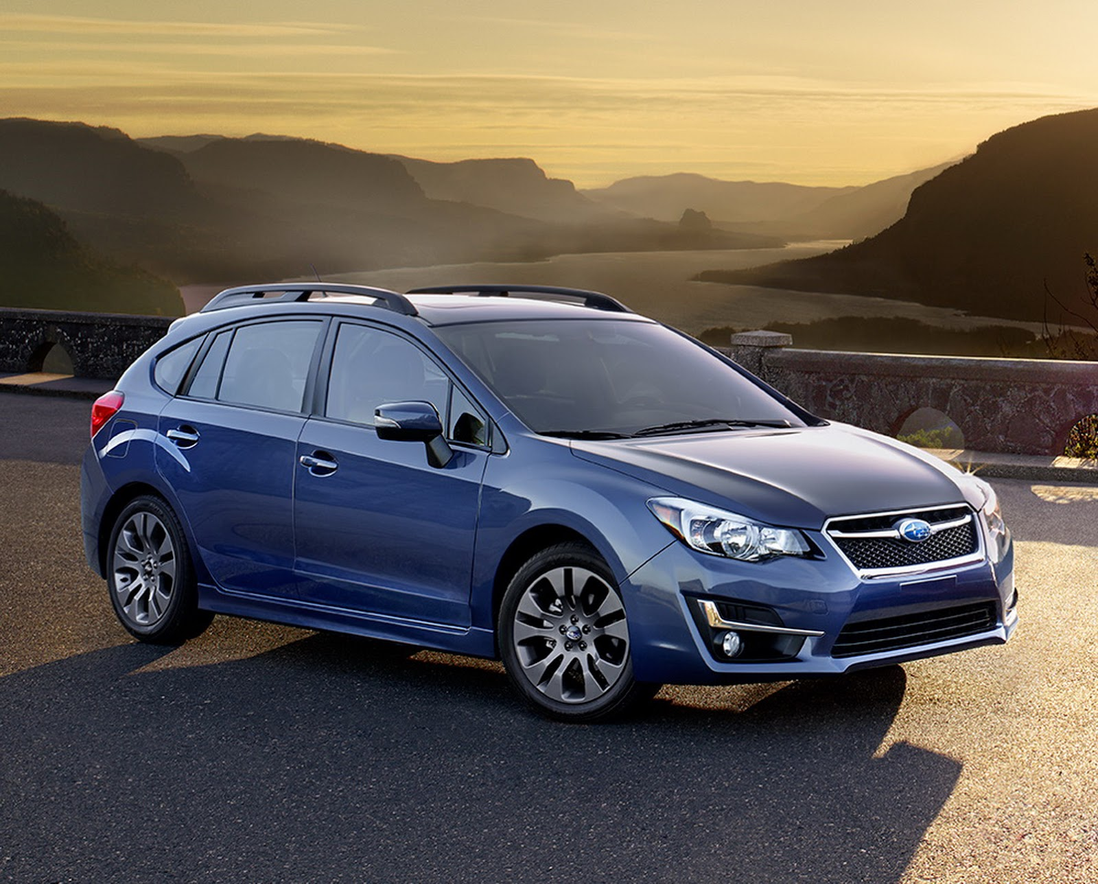 Subaru Gives 2015 Impreza A Modest Facelift