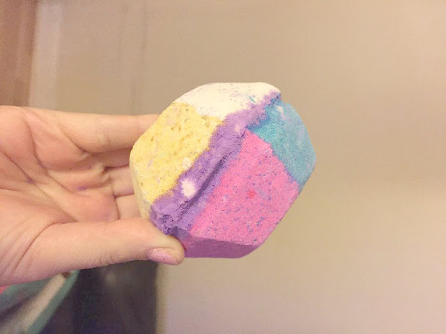 The Experimenter Bath Bomb Review