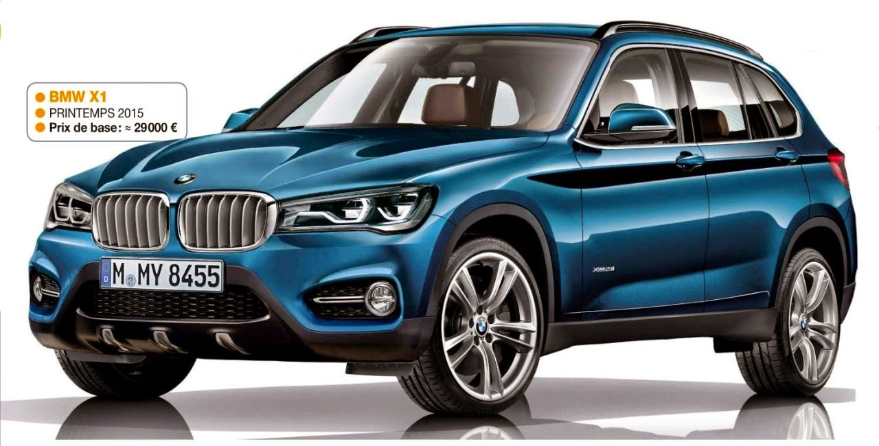 2016 bmw x1 price release date performance and photos. Black Bedroom Furniture Sets. Home Design Ideas