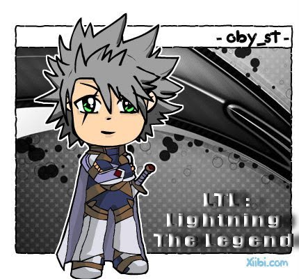 ~™{+Lightning The Legend+ }™~