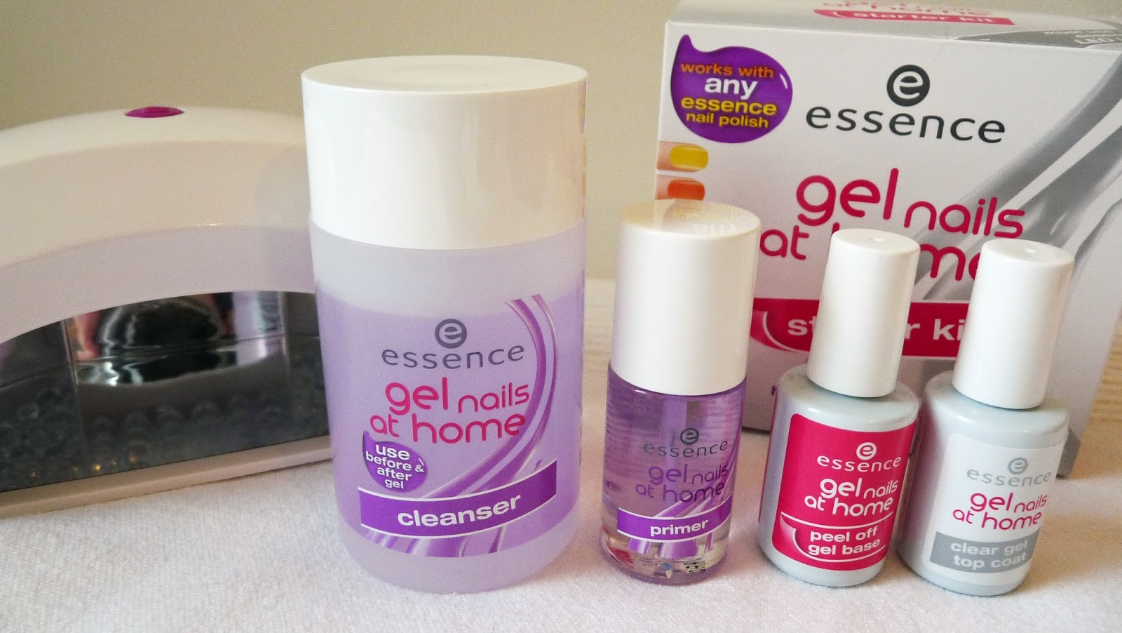 Kokiri auf Eis: Essence Gel Nails At Home - Langzeit-Review