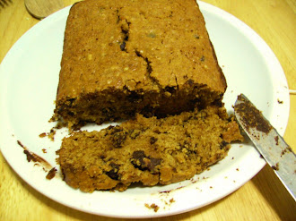 Yummy Nummy Chocolate Rummy Spice Loaf