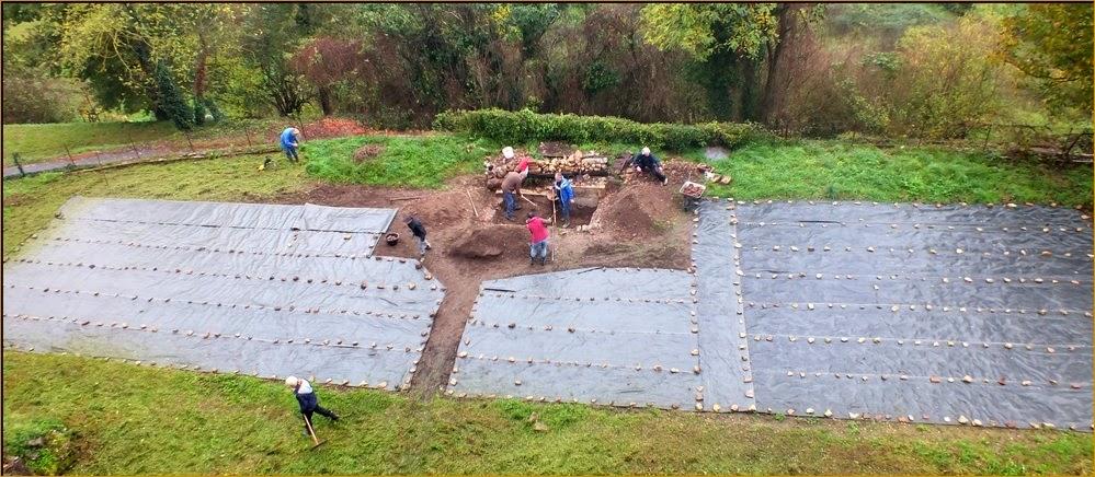 Les amis du prieur de monsempron novembre au jardin du for Au jardin des amis