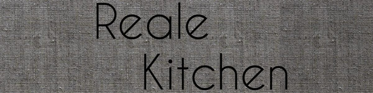 Reale Kitchen