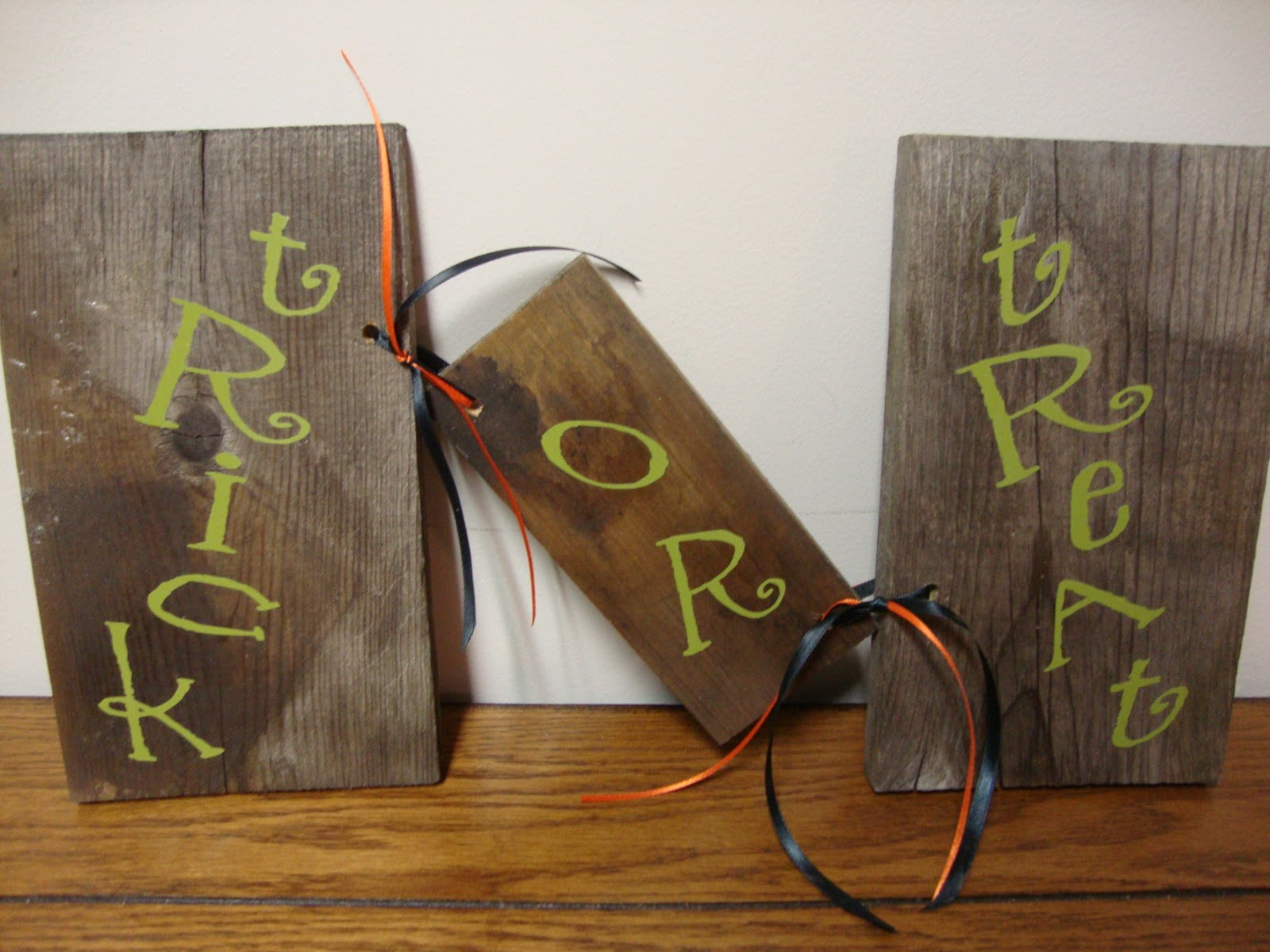 Bumble briar boutique trick or treat for Woodpile fun craft ideas