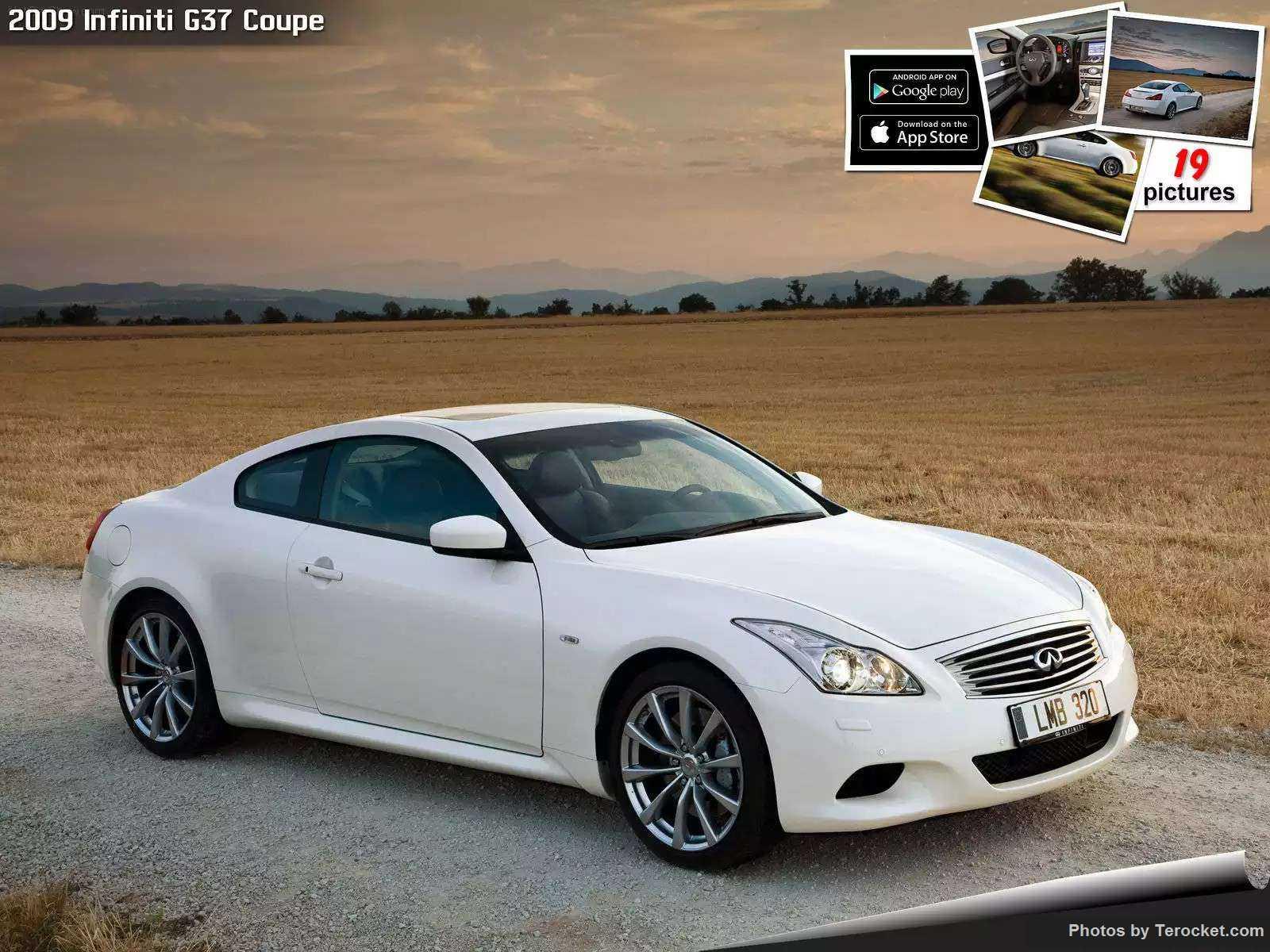 Hình ảnh xe ô tô Infiniti G37 Coupe 2009 & nội ngoại thất