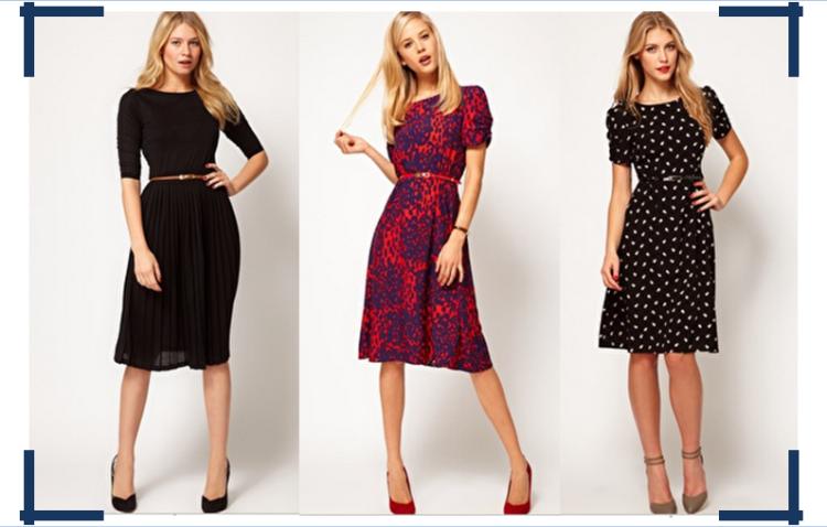 qual cumprimento da saia para trabalhar, saias e vestido para trabalhar, ribeirão preto