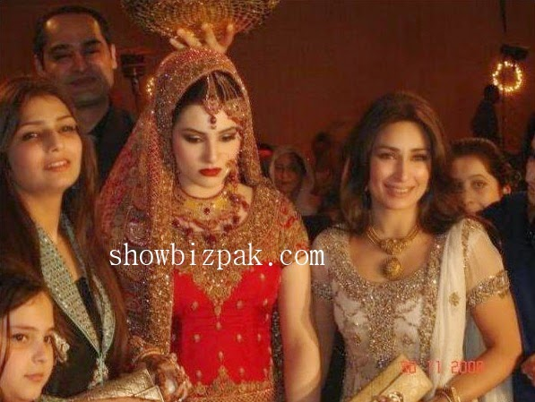 Reema pictures on sister wedding