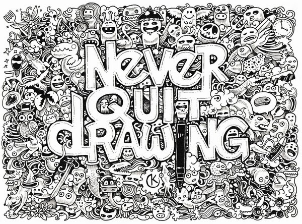 WLCI Design School Reviews Doodle Art quot Advertising and