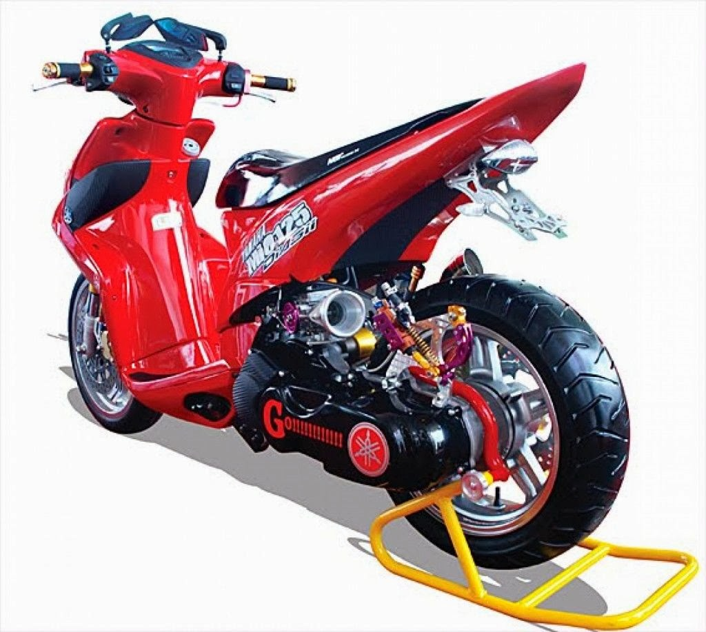 Variasi Motor Mio Terbaru  tahun ini