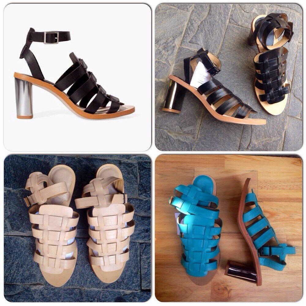 Bán buôn giày nữ XK | Mã: ZR-043C5L-DEN