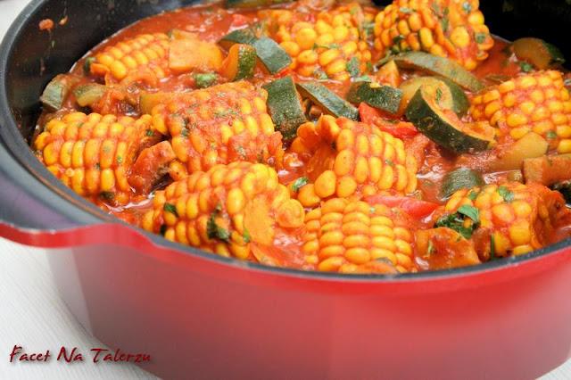indyjskie curry w garnku