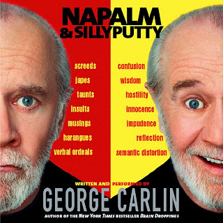 Funny Book for next themed read Napalm and Silly Putty