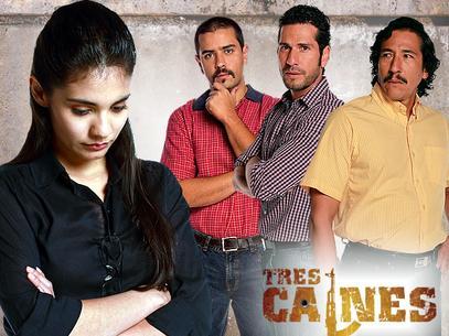 Los tres Caines capítulo 51 telenovela colombiana