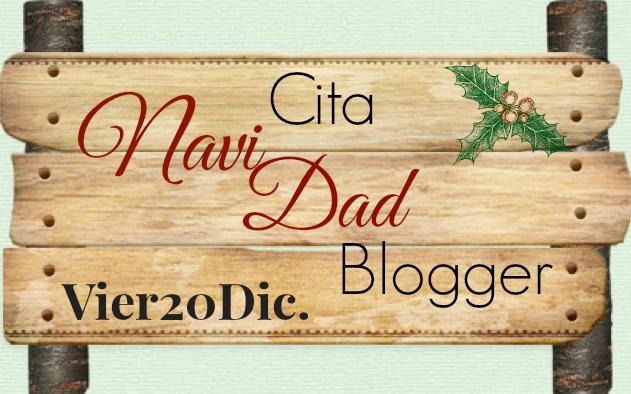Cita NaviDad Blogger