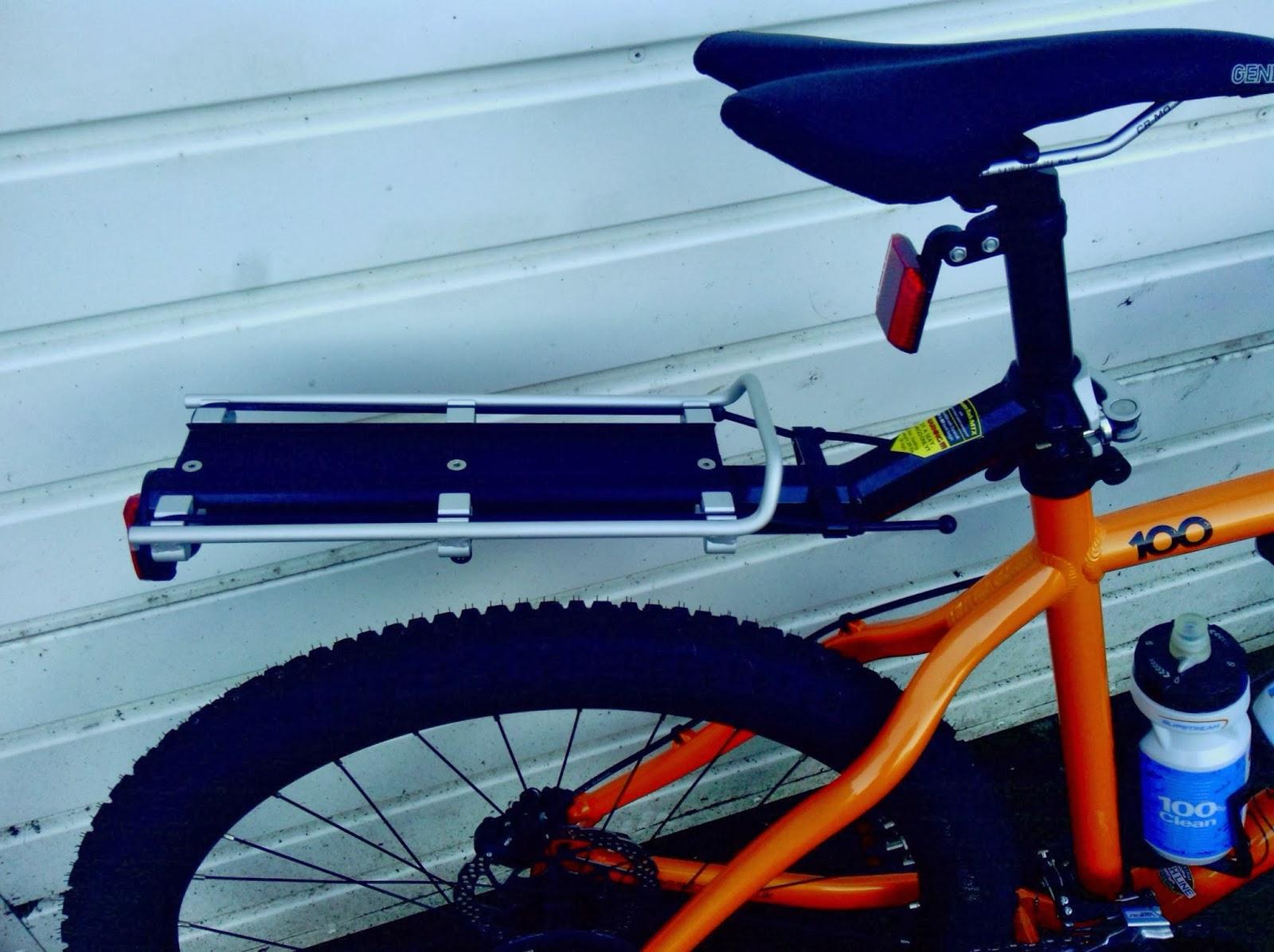 The Original Purpletraveller Topeak Mtx Beam Rack