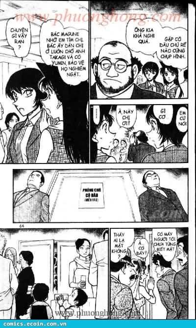 Detective Conan - Thám Tử Lừng Danh Conan chap 536 page 10 - IZTruyenTranh.com