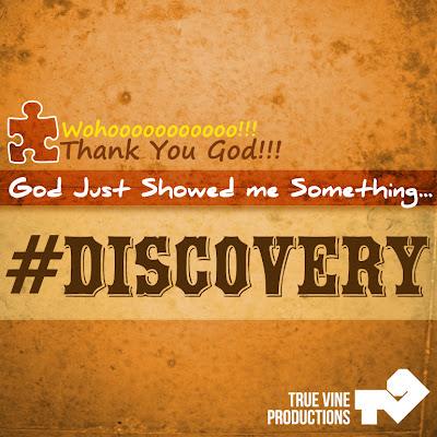 God is patient - Another discovery