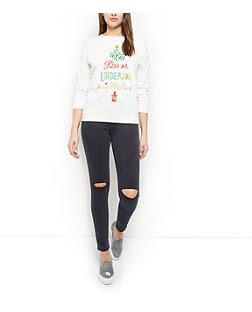 Newlook-jumper-Noël-christmas-sweat