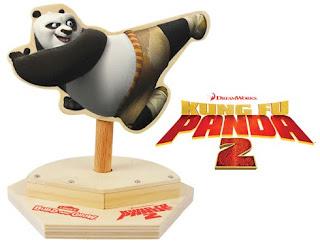 Kung Fu Panda Spinning Attack Clinic