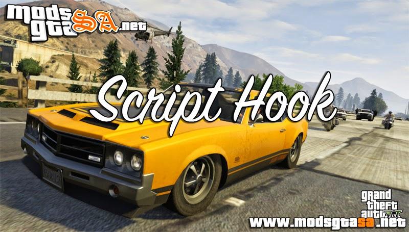V - Script Hook