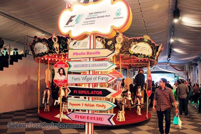 f1 carnival 2015 f1 malaysia grand prix launch klcc