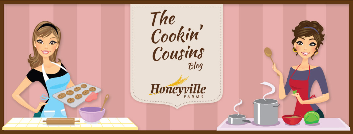 Honeyville Blog by the Cookin' Cousins