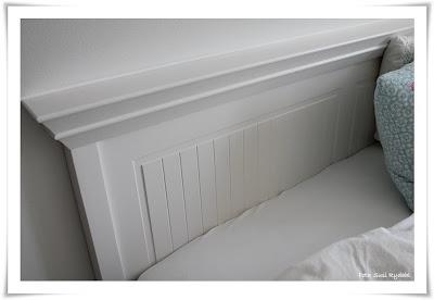 Soveværelse sengegavle
